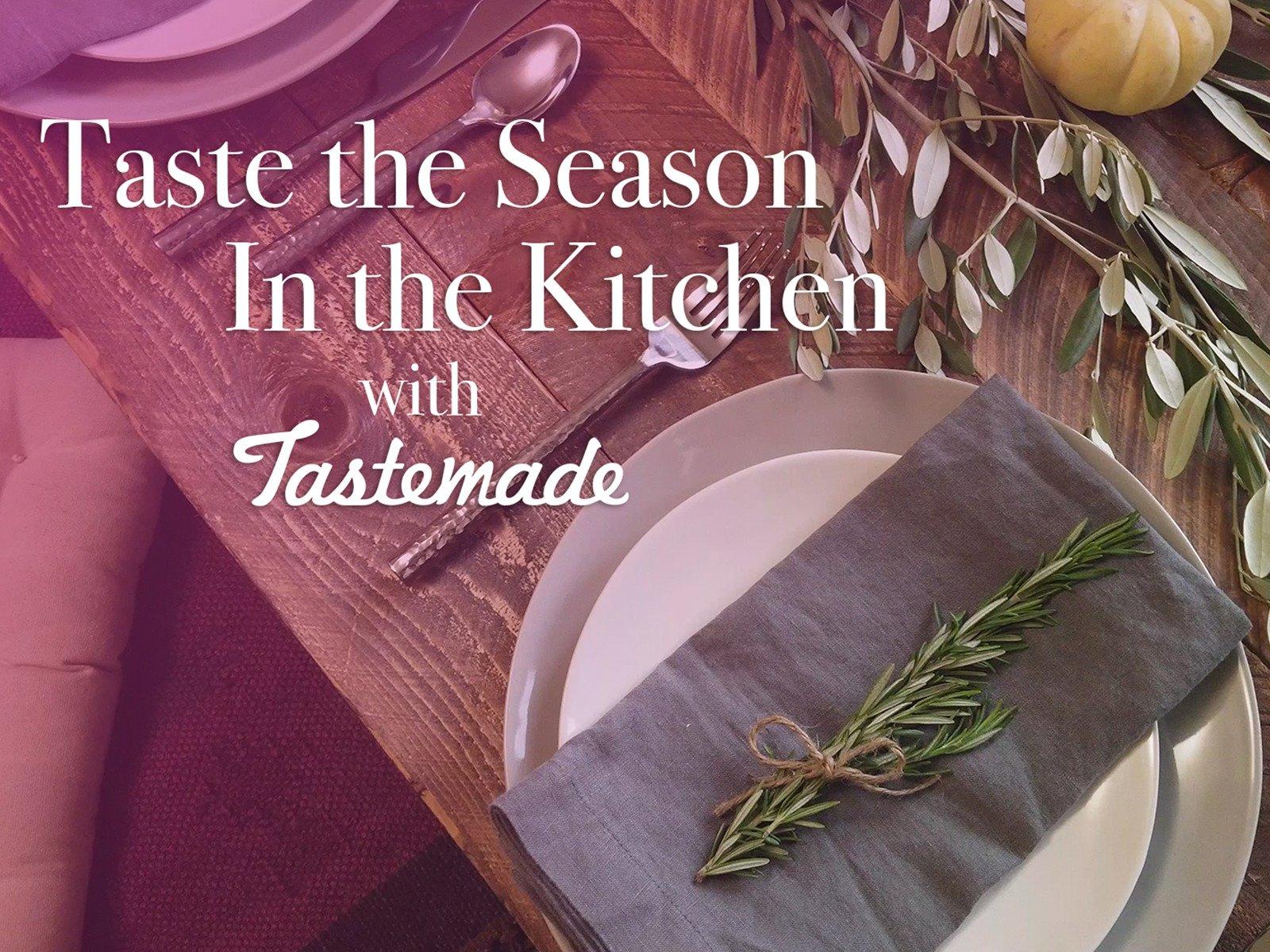 Taste the Season, in the Kitchen - Season 1