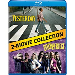 Yesterday / Pitch Perfect Double Feature [Blu-ray]