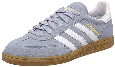 adidas Originals Men's Spezial Lgtgre, Ftwwht and Goldmt American Handball Shoes 9 UK