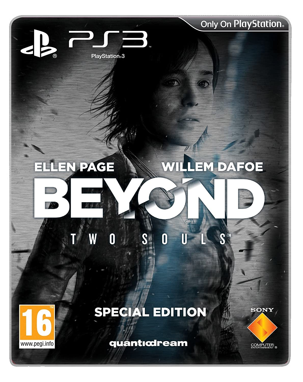 Beyond Two Souls Ps3 Beyond Two Souls Ps3