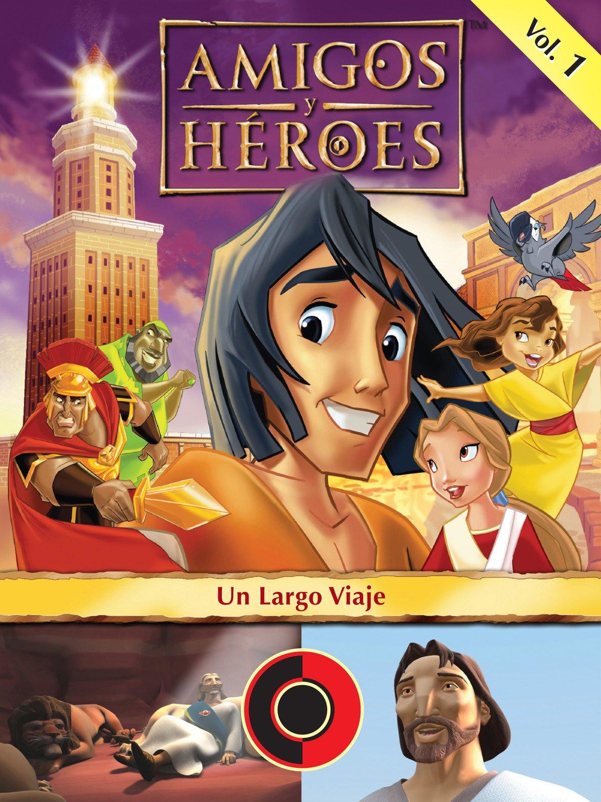 Amigos y Héroes, Volúmen 1