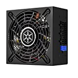 SilverStone Technology 500W SFX-L Form Factor 80 Plus Gold Full Modular Lengthened Power Supply with +12V Single Rail, Active PFC (SX500-LG) (Tamaño: 500W)
