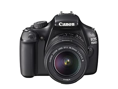 Canon EOS 1100D 12MP Digital Camera