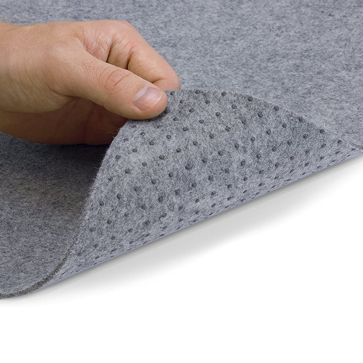 Area Rug Pad With Grip Tight Technology 9x12 Non Slip