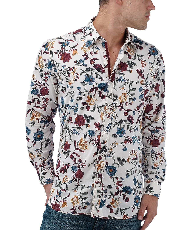 Floral shirts for men artee shirt for Floral mens t shirts