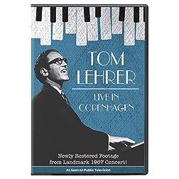 Tom Lehrer: Live in Copenhagen