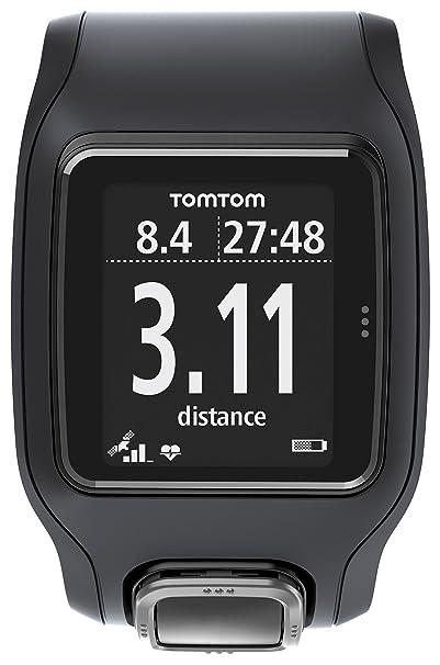 TomTom Montre GPS Runner Cardio Noir (1RA0.001.02)