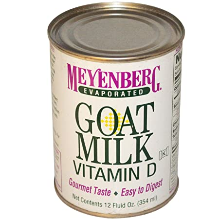 Отзывы Meyenberg Evaporated Goat Milk -- 12 fl oz