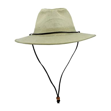 Designer Men's Clothing Size 2x Sun Hat for Men Vented