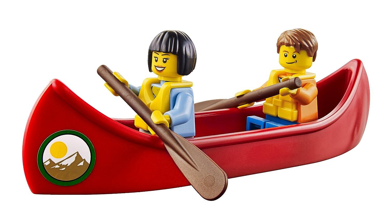 LEGO City Great Vehicles 60057 Camper Van