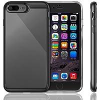 iVAPO Crystal Series Transparent Soft TPU Case for Apple iPhone 7 & 7 Plus (Multiple Colors)