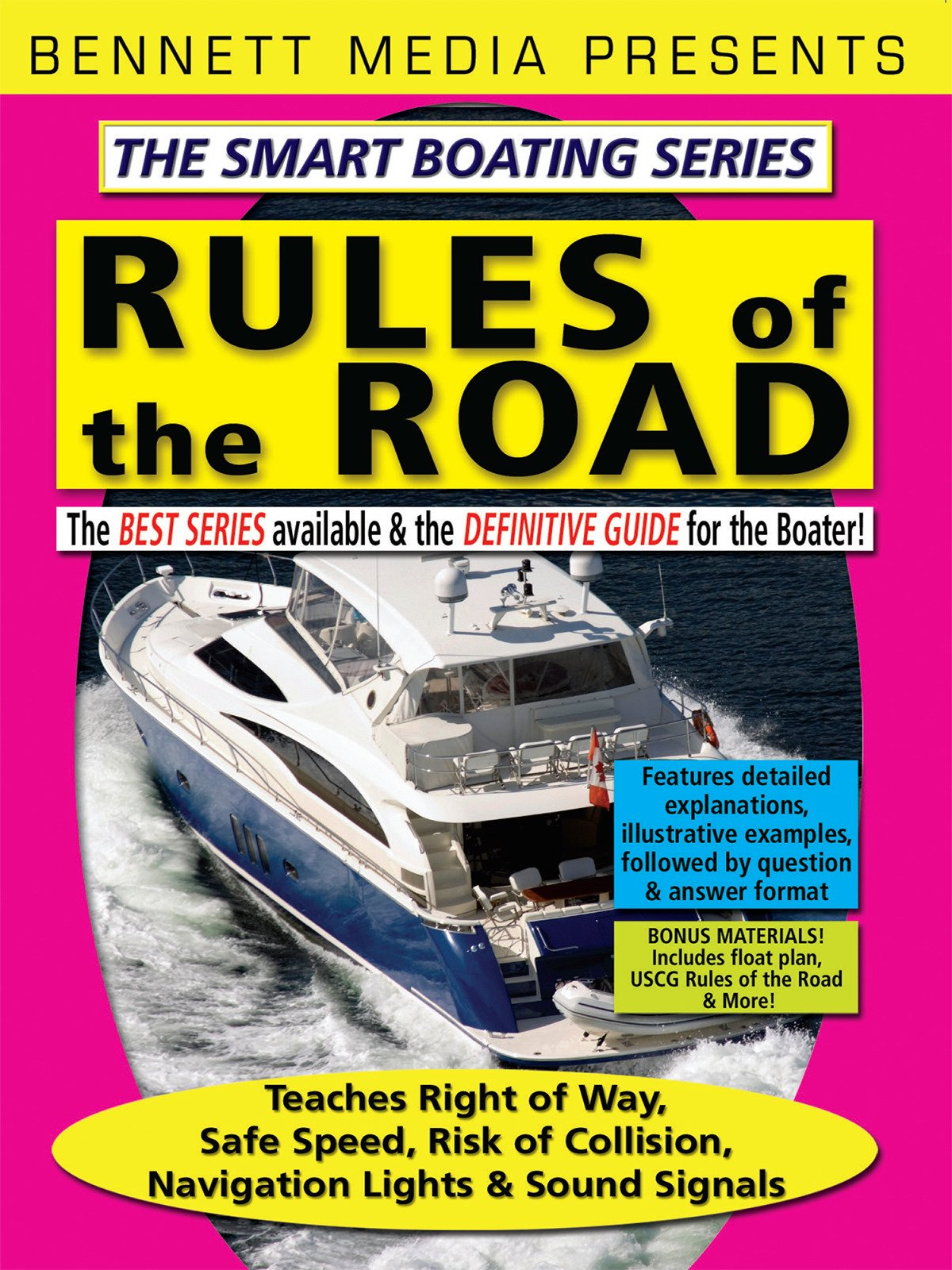 Smart Boating Series on Amazon Prime Instant Video UK