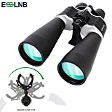 ESSLNB 13-39X70 Zoom Giant Astronomy Binoculars for Adults with Phone Adapter and Tripod Adapter Carrying Case Long Range Bird Watching Binocular for Hunting Sports Sightseeing (Color: 13-39X70 Giant Binoculars)