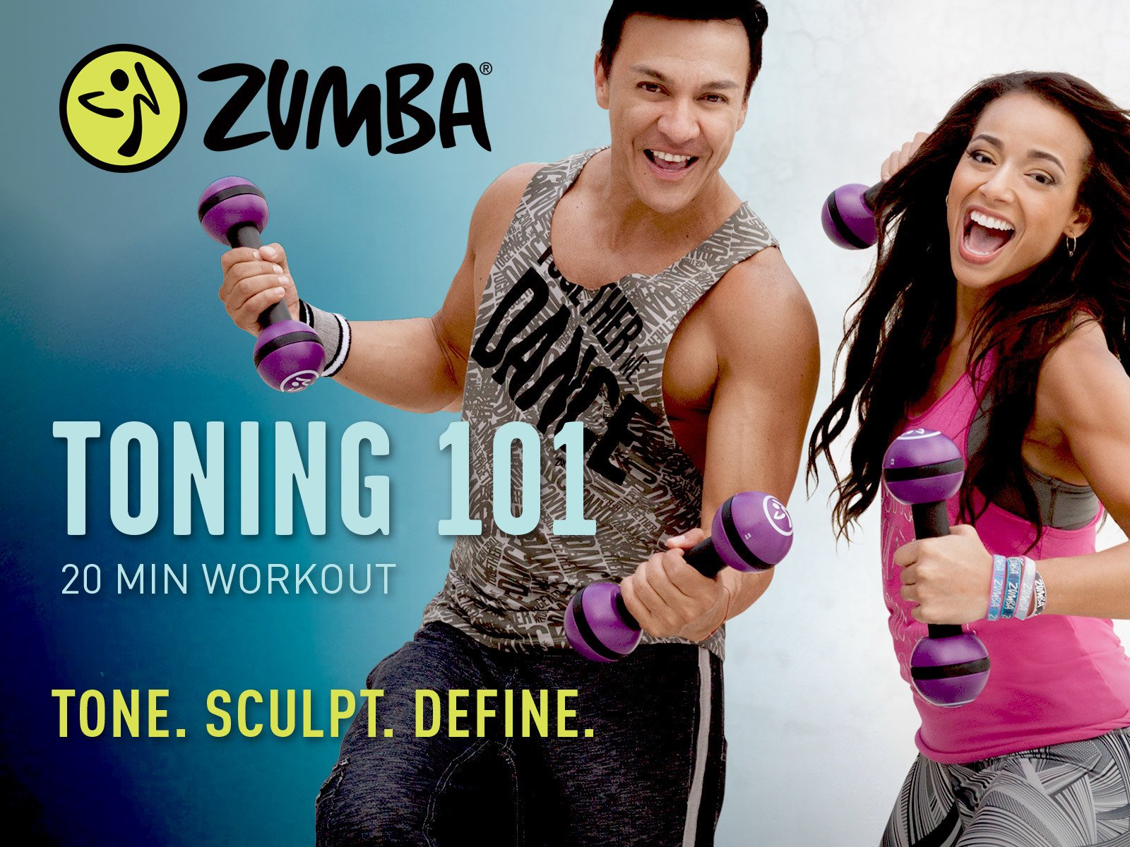 Zumba Toning & Sculpting System on Amazon Prime Instant Video UK