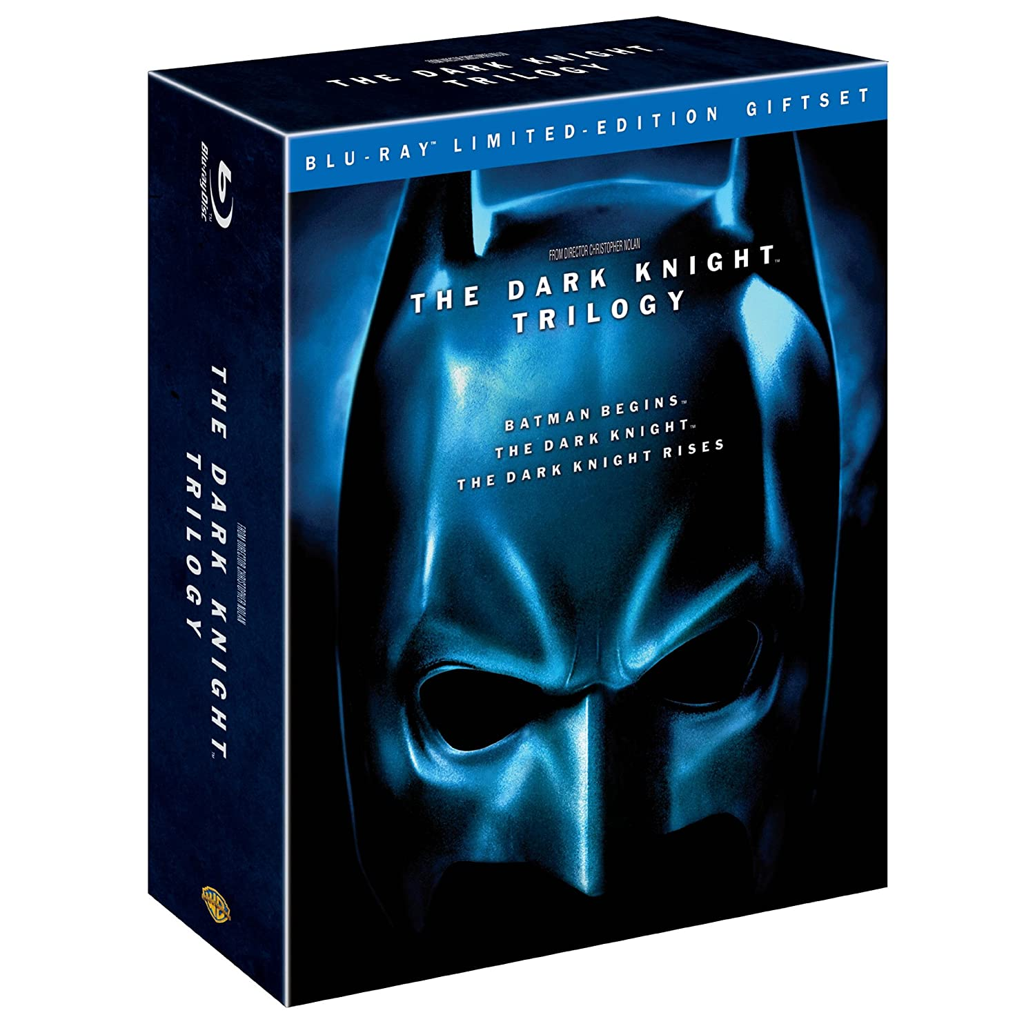 Blu-Ray Movie The Dark Knight Trilogy