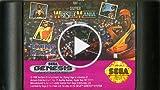 CGR Undertow - WWF SUPER WRESTLEMANIA Review for Sega...