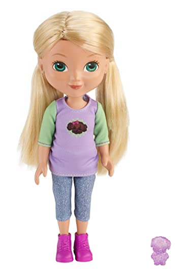 Fisher-Price – Dora and Friends – Le Chien qui Parle – Alana – Poupée 20 cm