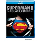 Superman II: The Richard Donner Cut [Blu-ray] [English-Dolby Digital 5.1] (Color: Color)