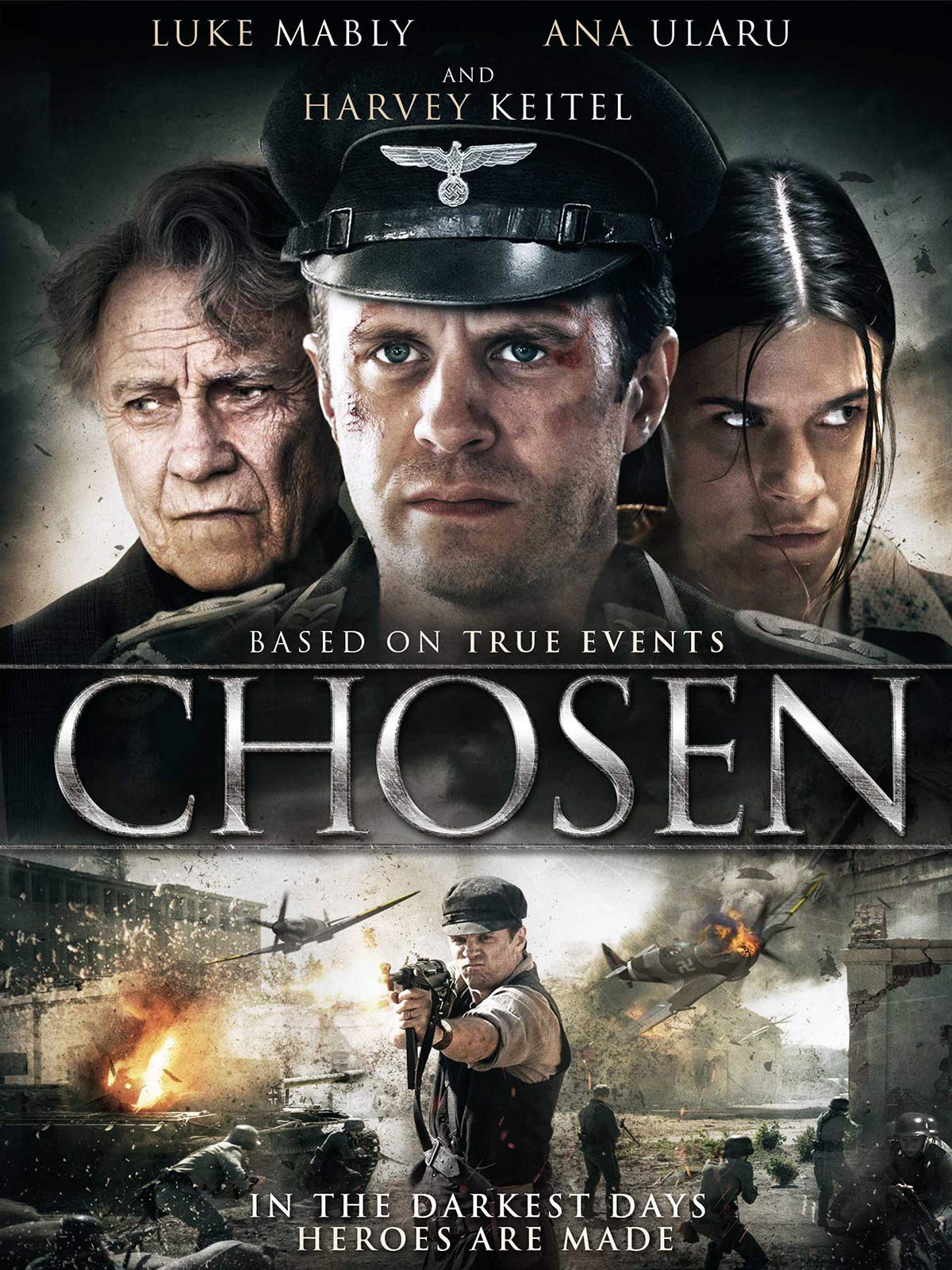 Chosen on Amazon Prime Video UK