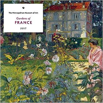 Gardens of France 2017 Wall Calendar written by The Metropolitan Museum of Art