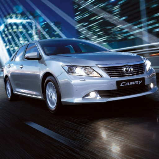 toyota-camry-live-wallpaper