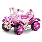 Kid Trax Disney Princess 6V Battery-Powered Ride-On Toy