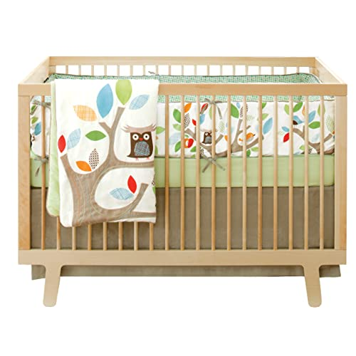 Skip Hop 4 Piece Crib Bedding Set Treetop Friends