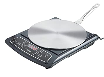 vonshef disque adaptateur diffuseur de chaleur de plaque de cuisson induction plaque pour. Black Bedroom Furniture Sets. Home Design Ideas