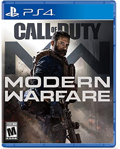 Call Of Duty Modern Warfare B07SMLMFC6/