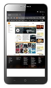 Vonino Onyx XS 17,8cm (7pouces) Tablette PC 1,3ghz, mémoire flash 512Mo de RAM, 4Go (Noir)