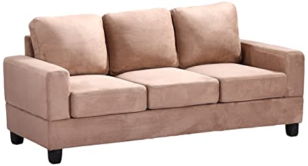 Glory Furniture G304A-S Living Room Sofa, Beige