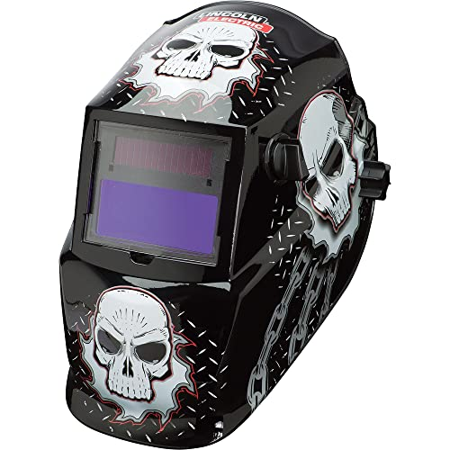 Lincoln Electric Variable-Shade Auto-Darkening Welding Helmet