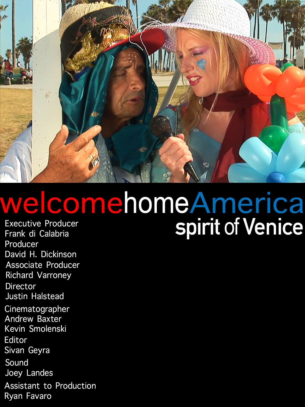 Welcome Home America: Spirit of Venice on Amazon Prime Instant Video UK