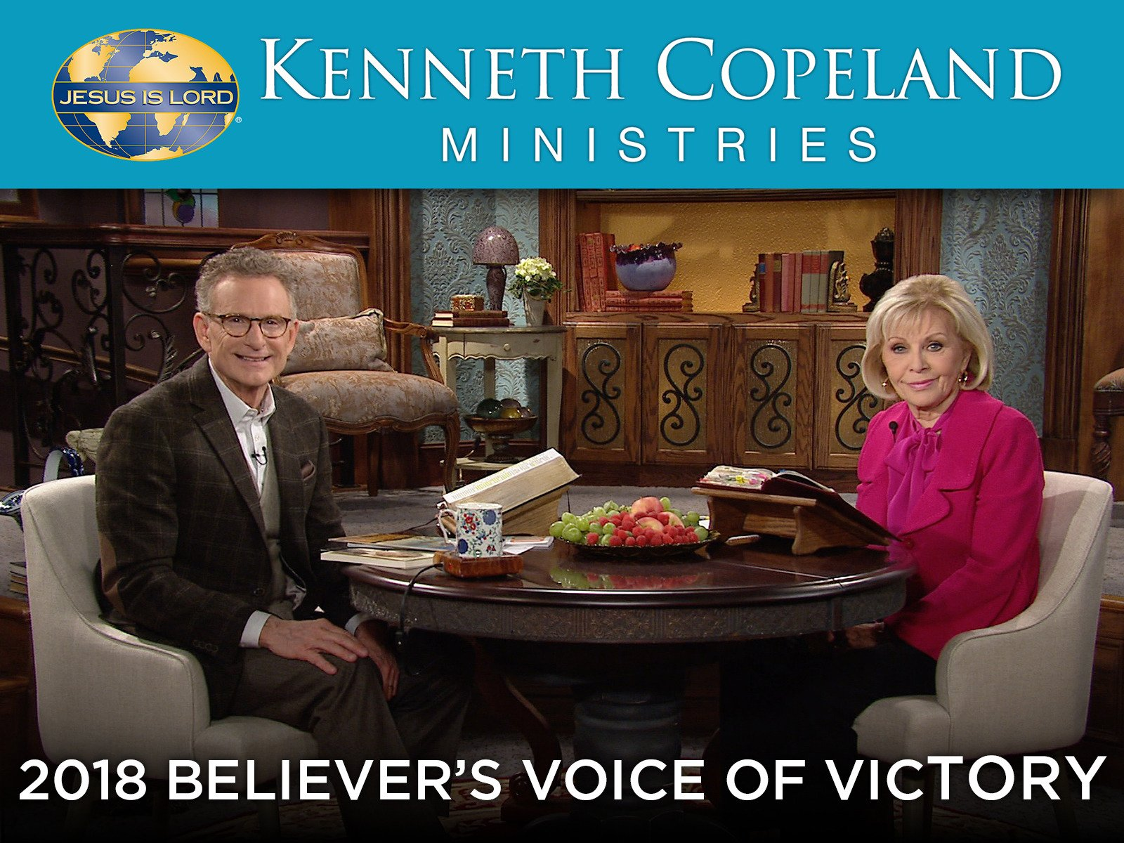 Kenneth Copeland 2018 - Season 1