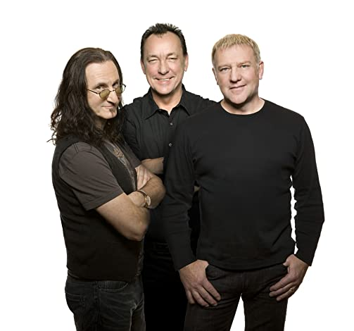 Rush: Geddy Lee, Neil Peart, Alex Lifeson