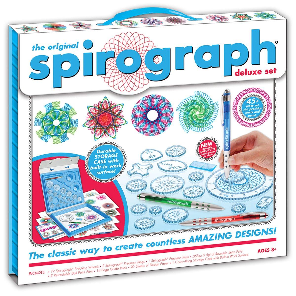 Spirograph Deluxe Design Set – Amazon Lightning Deal Picks ...