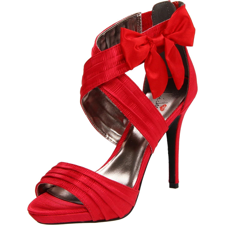 Luichiny Women's Mist Tee Platform Sandal