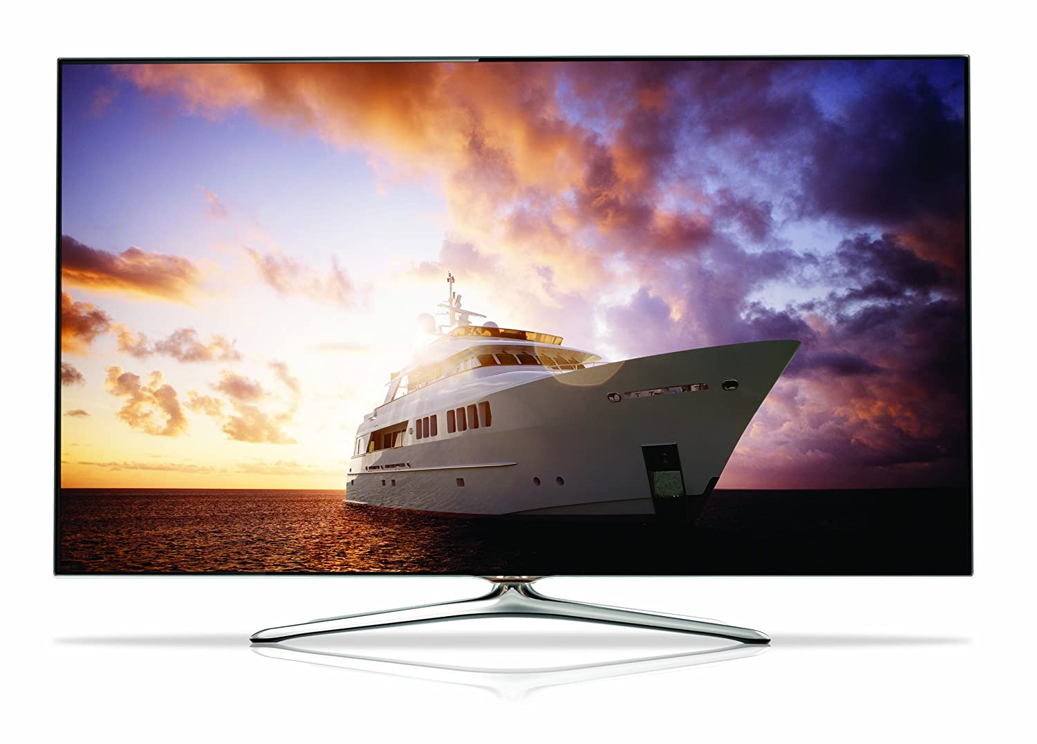 Samsung UN60F7100 60-Inch 1080p 240Hz 3D Ultra Slim Smart LED HDTV (2013 Model)