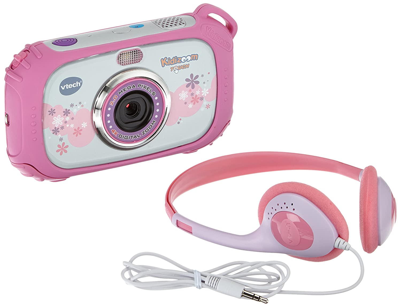 VTech 80-145054 – Kidizoom Touch Digitalkamera, pink günstig bestellen