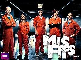 Misfits, Staffel 5