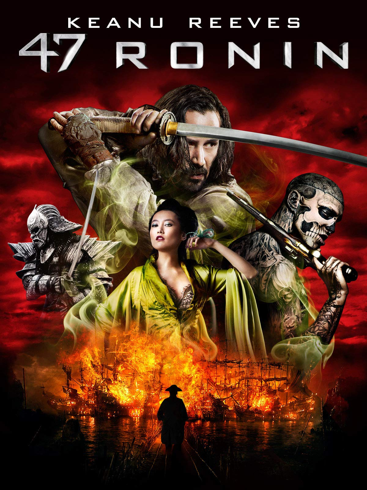47 Ronin on Amazon Prime Video UK