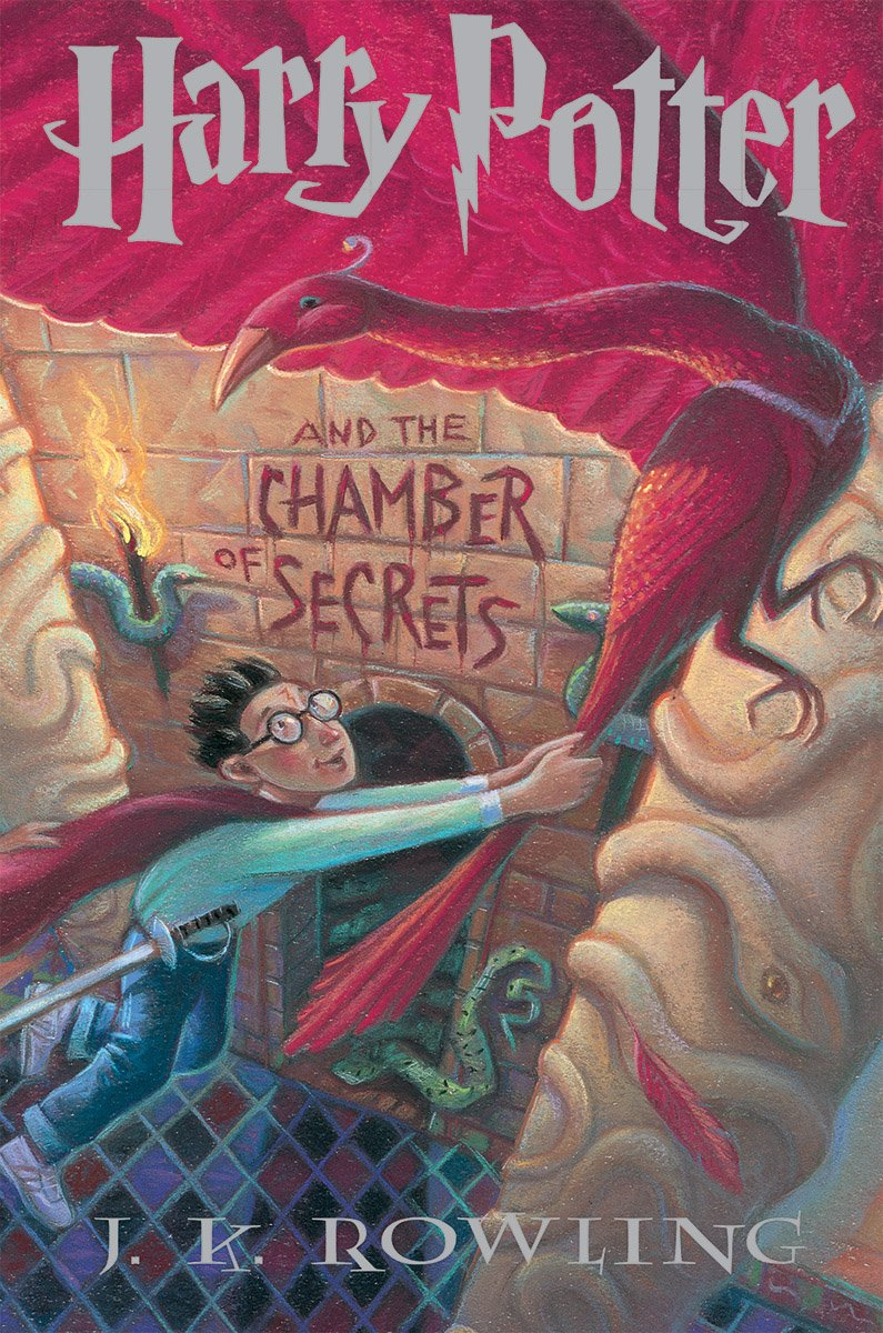 Harry Potter and the Chamber of Secrets (Harry Potter #2) ISBN-13 9780439064866