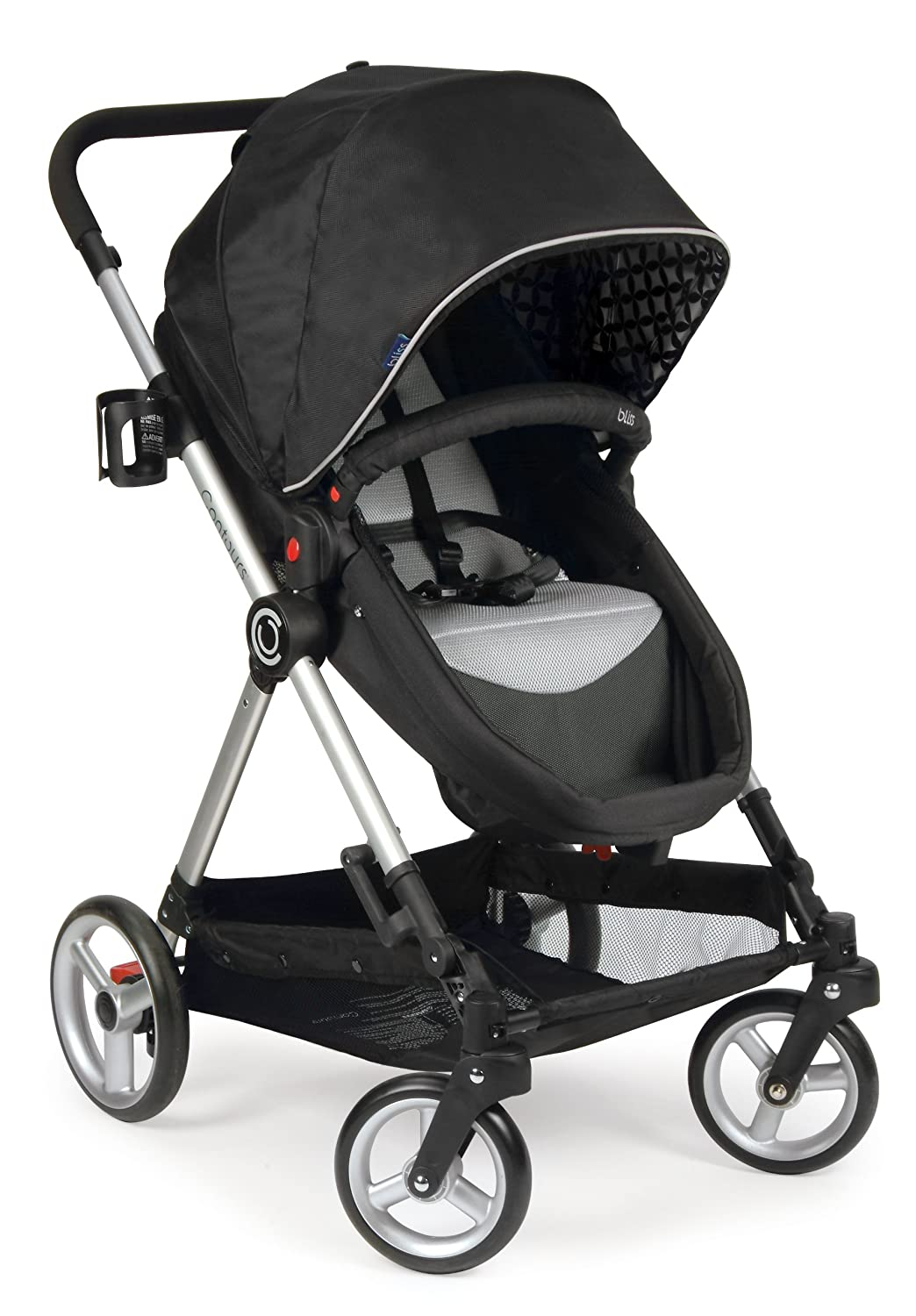 Contours Bliss 4 in 1 Stroller System