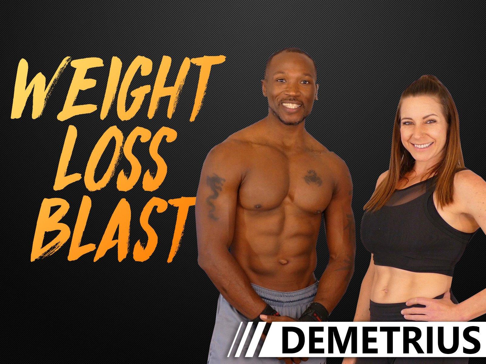 Weight Loss Blast - Demetrius - Season 1