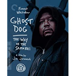 Ghost Dog: The Way of the Samurai (The Criterion Collection) [Blu-ray]