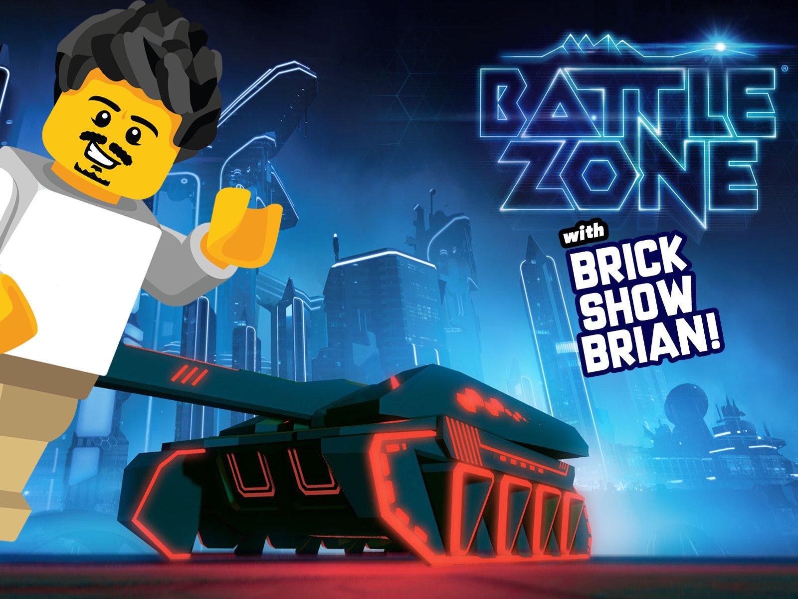 Clip: Battlezone with Brick Show Brian! - Season 1