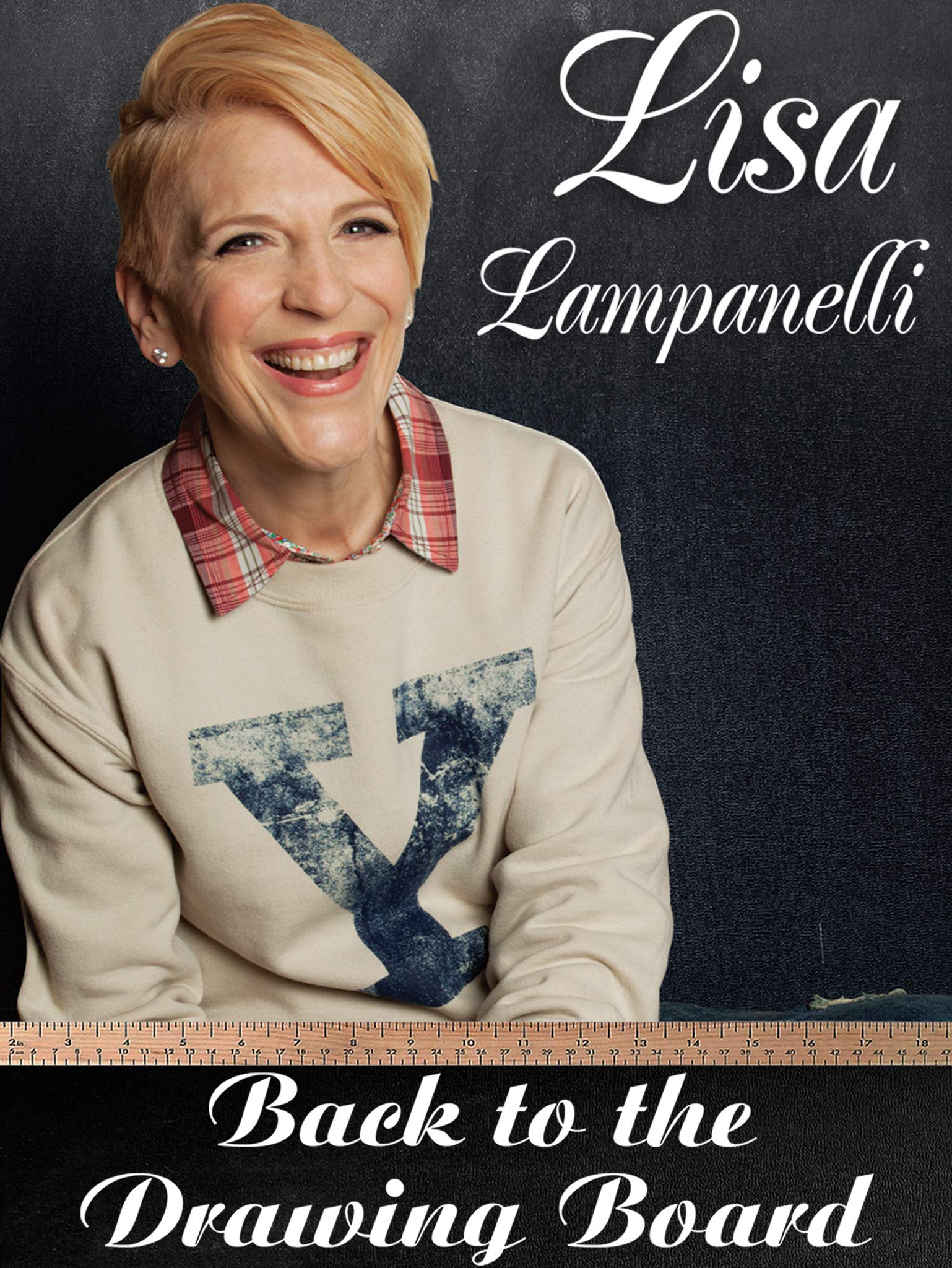 Lisa Lampanelli: Back To The Drawing Board on Amazon Prime Video UK