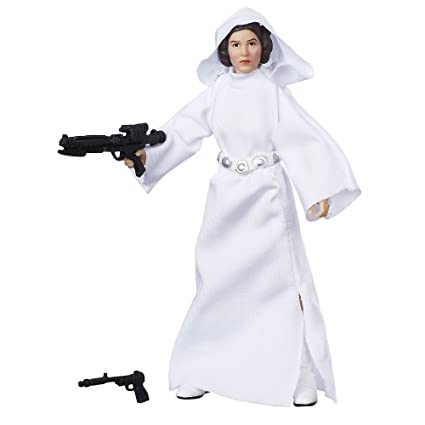 Star Wars Black Series - Princesse Leia Organa 15cm Figurine