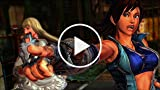 Street Fighter X Tekken - TK Gameplay
