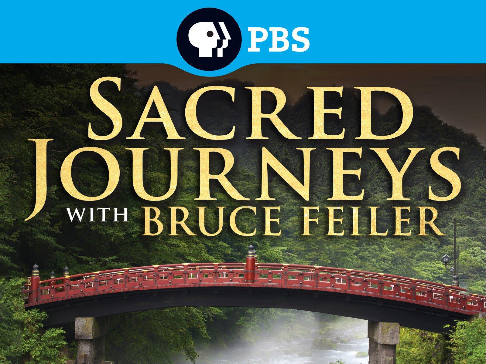 Sacred Journeys with Bruce Feiler - Season 1